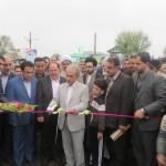 افتتاح طرح هادي روستاي گشت با حضور مسئولين/عکس