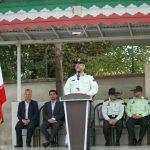 فرمانده انتظامي استان گيلان:استمرار حركت عاشورايي رسالت پليس است
