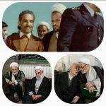 حجت الاسلام جعفر شجونی عضو شورای مرکزی جامعه روحانیت مبارز درگذشت/تصاوير