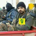 پیام تشکر خانواده شهید مدافع حرم شهید محمد اتابه