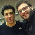 مصاحبه صبح فومن با محمدنوازي بازيكن اسبق تيم ملي و استقلال تهران