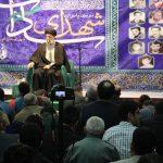 دومين يادواره شهداي سادات شهرستان فومن به روايت تصوير