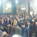 گزارش تصویری از آیین عبادی سیاسی نماز جمعه شهرستان فومن