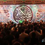 گزارش تصویری از ویژه مراسم شهادت امام موسی کاظم(ع)در گلزار شهدای فومن