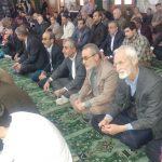 گزارش تصویری/برگزاری نماز جمعه شهرستان فومن به امامت حجت الاسلام صفوی