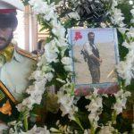 جزئیات مراسم تشییع شهید مدافع امنیت، سرباز گمنام امام زمان(عج) بسیجی شهید حسن عشوری