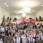 گزارش تصويري از گراميداشت هفته بسيج در مسجد بالامحله به همت پايگاه سردار شهيد حجت نظري