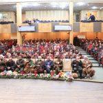 گزارش تصویری از مراسم بزرگداشت مرحوم آیت الله هاشمی رفسنجانی در فومن