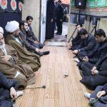 گزارش تصویری مراسم دهه فاطمیه دوم در بیت حجت الاسلام محمدمهدی افتخاری